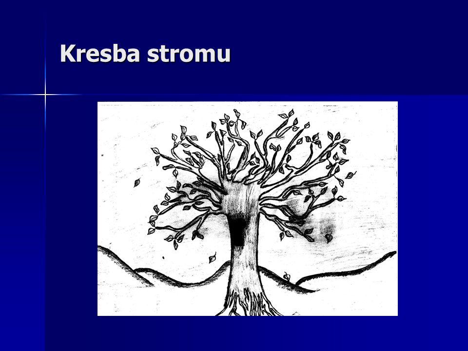 Kresba stromu