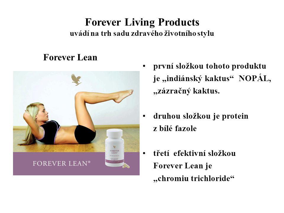 """Forever Living Products uvádí na trh sadu zdravého životního stylu první složkou tohoto produktu je """"indiánský kaktus"""" NOPÁL, """"zázračný kaktus. druhou"""