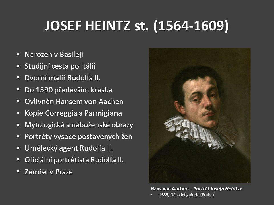 JOSEF HEINTZ st.