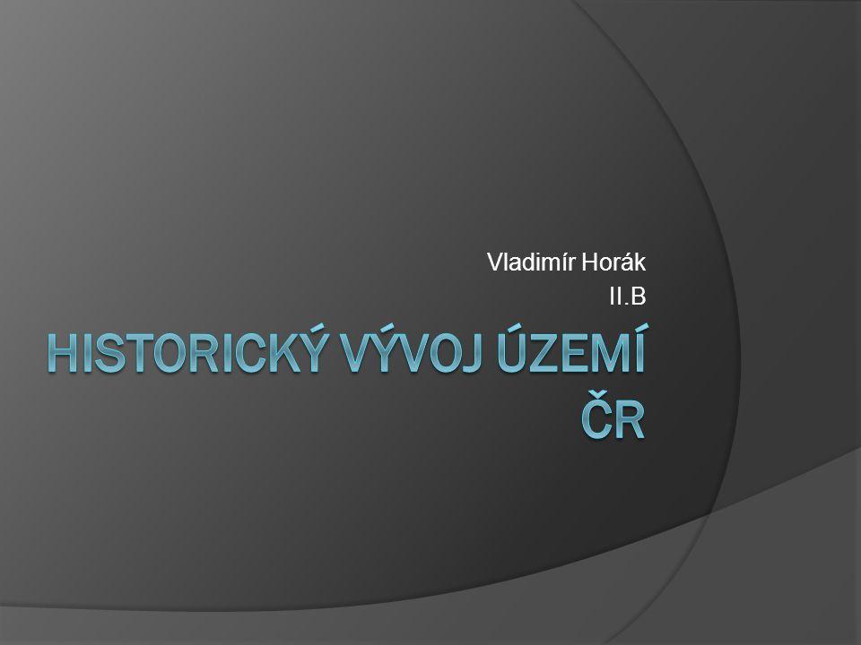 Vladimír Horák II.B