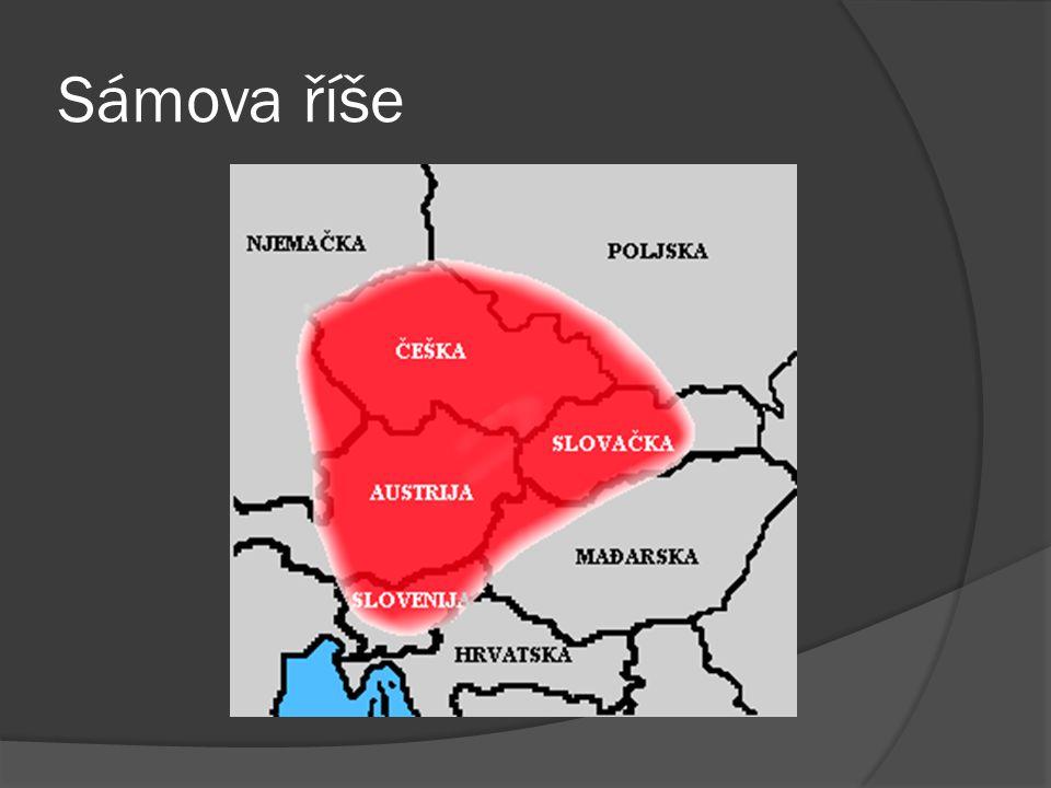 Obecně  byl státní útvar Slovanů existující ve střední Evropě v letech 624 - 659 (podle Fredegarovy kroniky) nebo 626 - 661 (podle data obléhání Konstantinopole v roce 626).