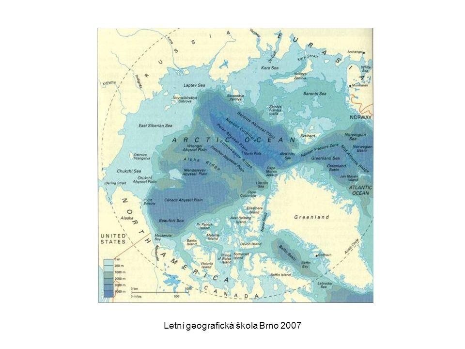 Letní geografická škola Brno 2007