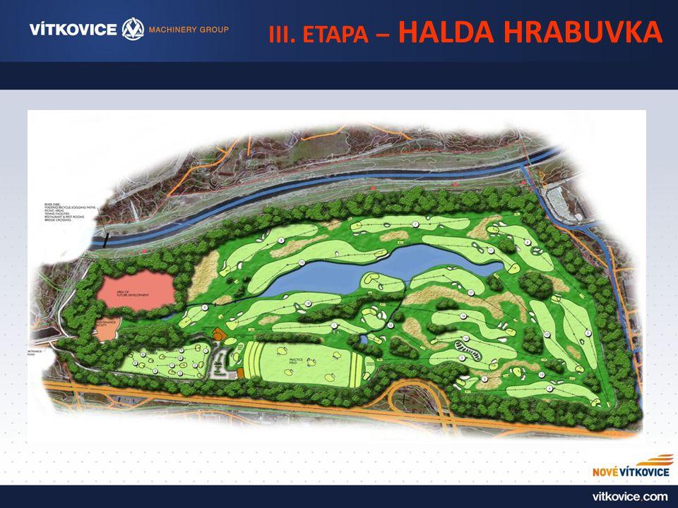 III. ETAPA – HALDA HRABUVKA