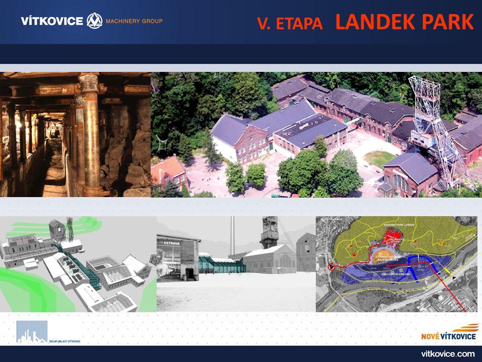 V. ETAPA LANDEK PARK