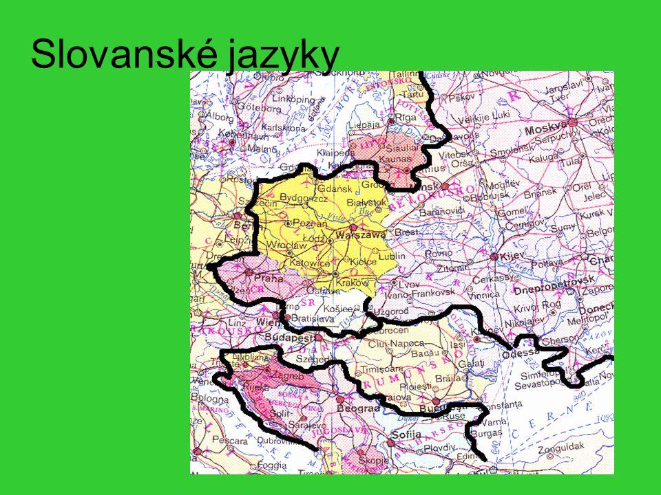 Slovanské jazyky