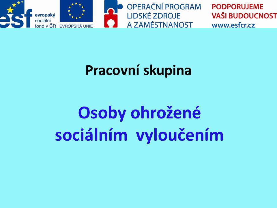Seznam členů pracovní skupiny Jméno a příjemní:Organizace: 1.