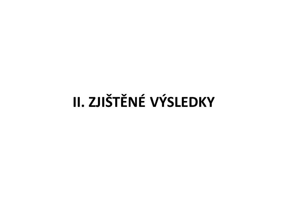 II. 1. RELEVANCE