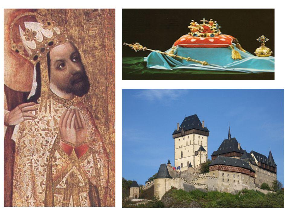 Václav IV.(1378 – 1419) – nezájem o vládu, odboj šlechty proti králi, 2x jí byl zajat.