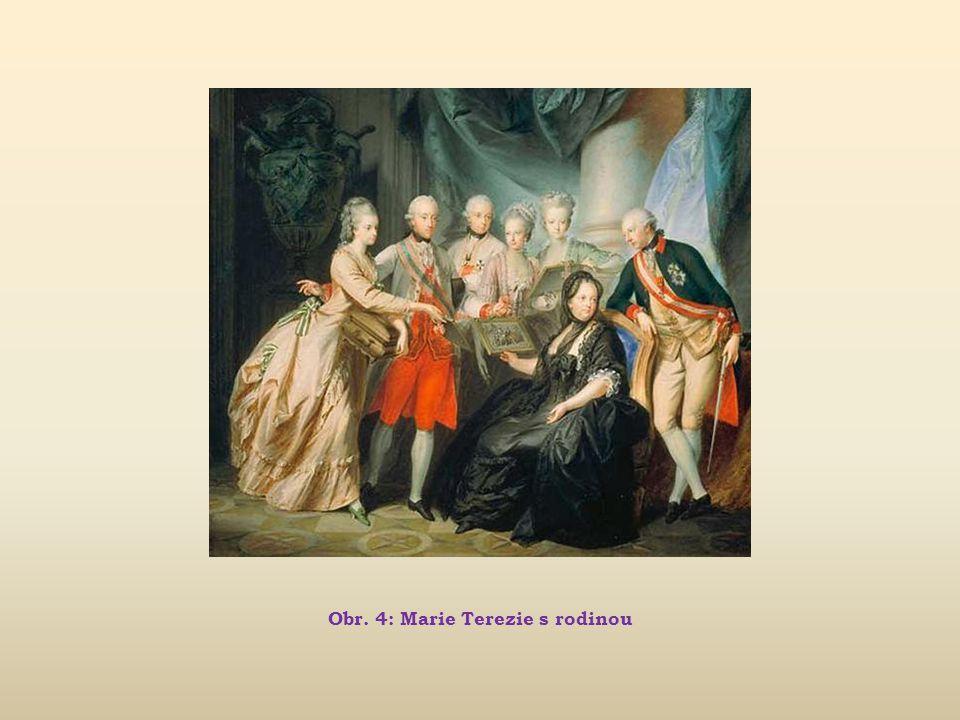 Marie Terezie Život a vláda panovníka (1740 – 1780)  1761 královna vydala hrdelní zákoník  1762 do oběhu dány první papírové bankovky  srpen 1765 na infarkt umírá manžel František Štěpán Lotrinský  1765 Marie Terezie jmenovala syna Josefa II.