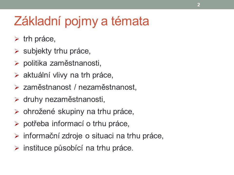 Dlouhodobá nezaměstnanost zdroj: www.budoucnostprofesi.czwww.budoucnostprofesi.cz 13