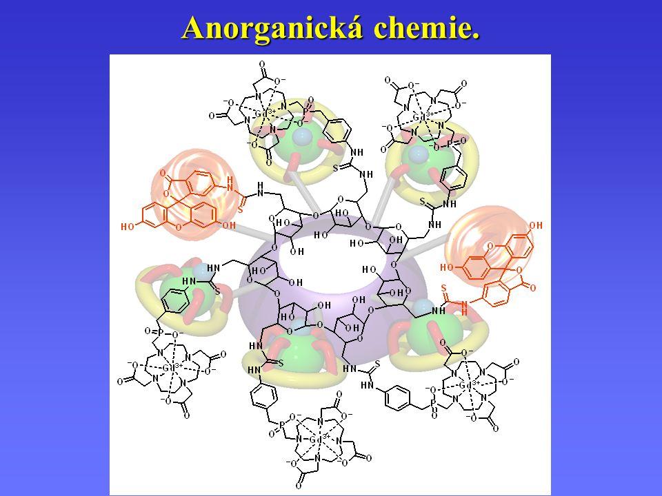 Anorganická chemie.