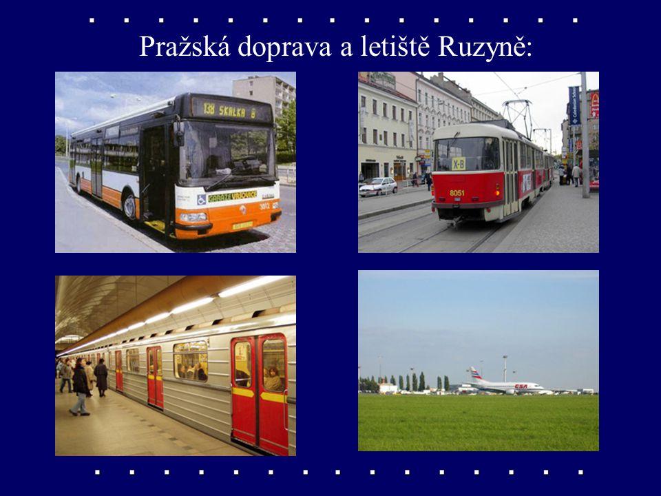 Nejznámější historické památky: Národní muzeum na Václavském náměstí