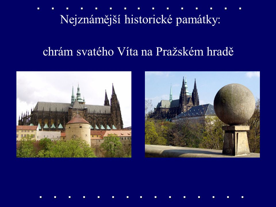 Nejstarší části Prahy: Nové Město