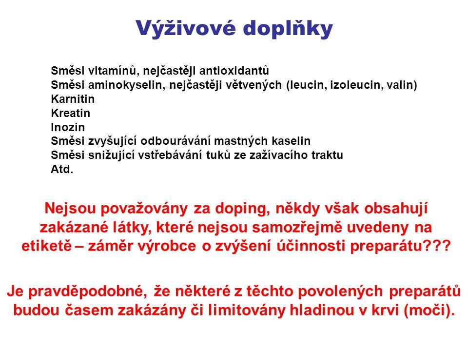 Co doping je a co není.