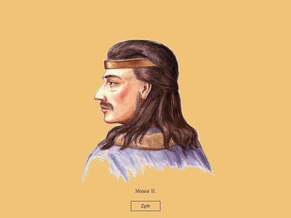 5 Mojmír II. Zpět