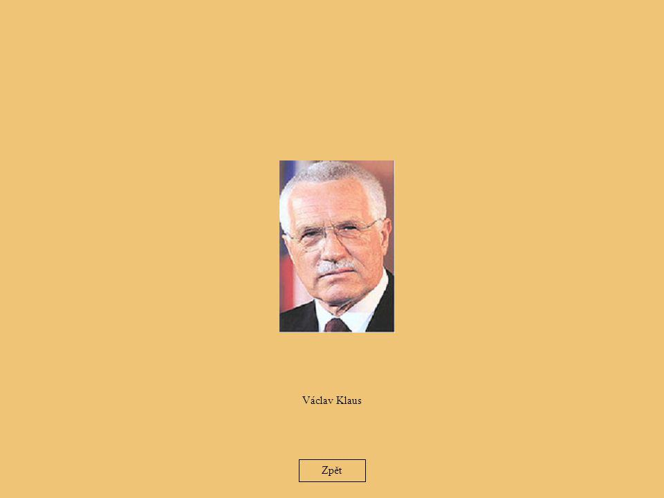 75 Václav Klaus Zpět