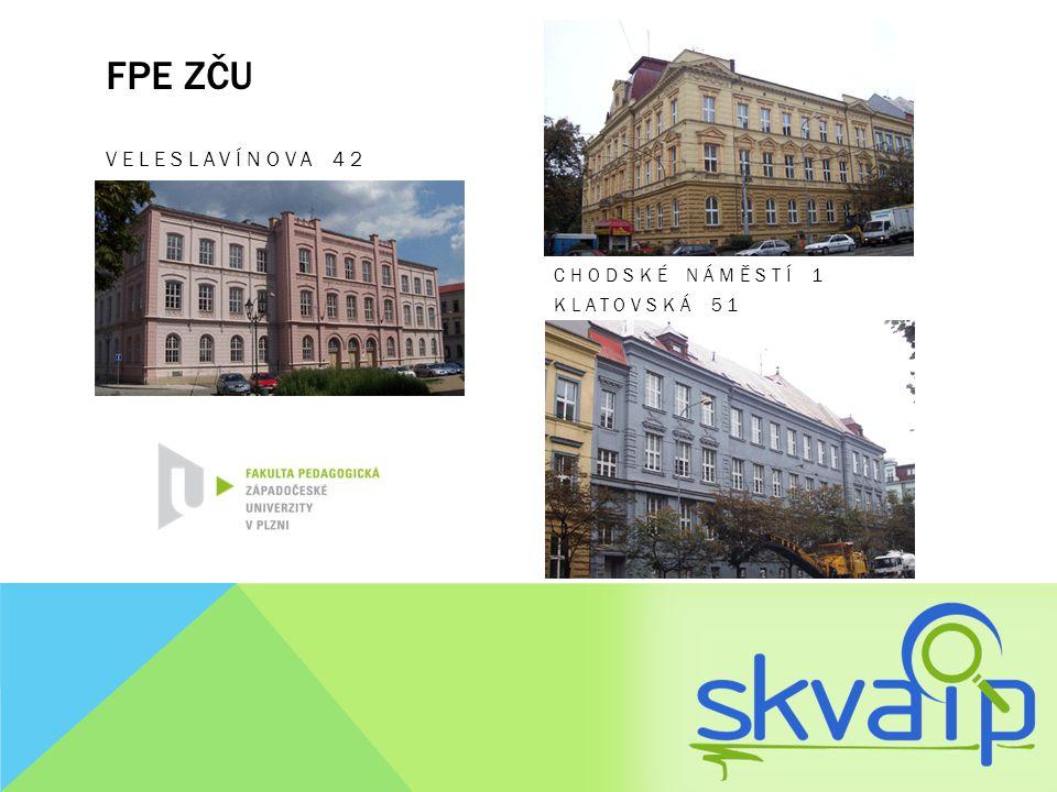 VS, PM  od 7.10. do 11. 10. 2013 na www.zcu.cz/fpe (odkaz Studenti 1.