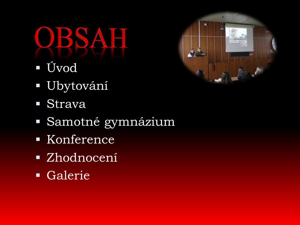  18.února proběhla tradiční biologická konference  Vše se konalo na gymnáziu J.
