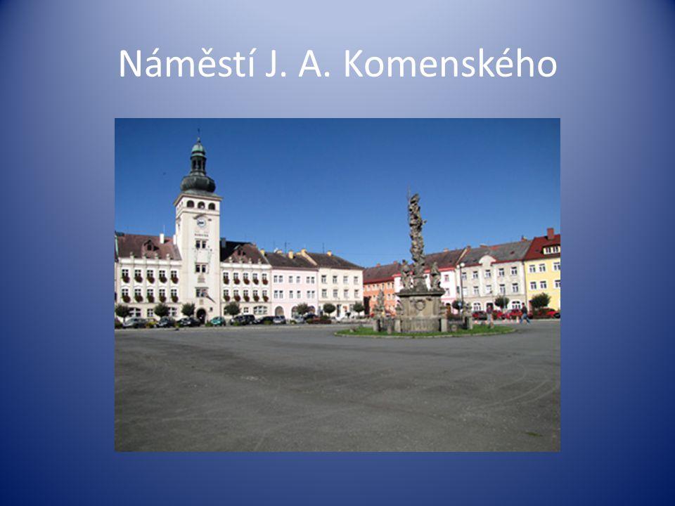 Náměstí J. A. Komenského