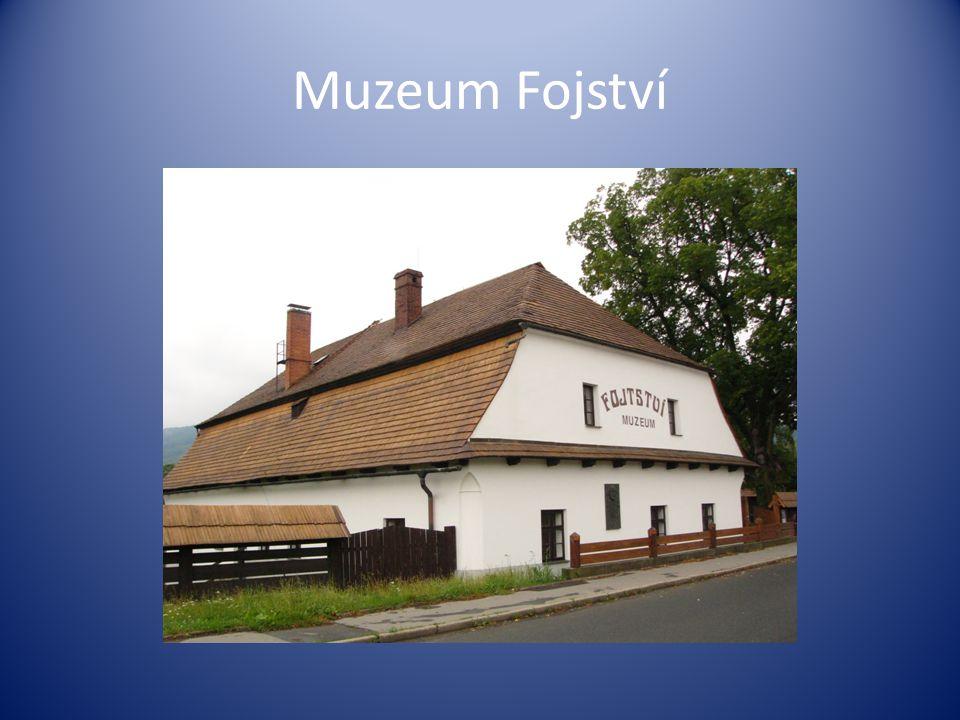 Muzeum Fojství