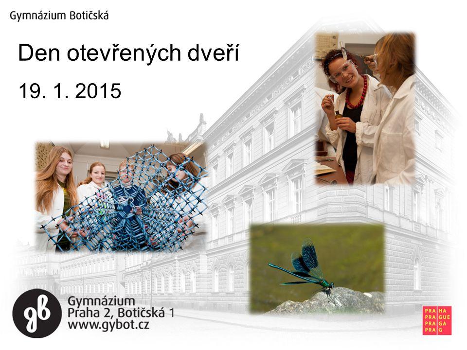 Leták o škole Publikace o středních školách www.gybot.cz Informační materiály
