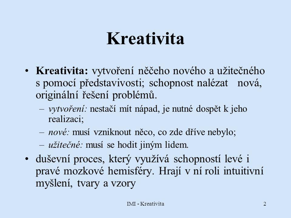IMI - Kreativita43