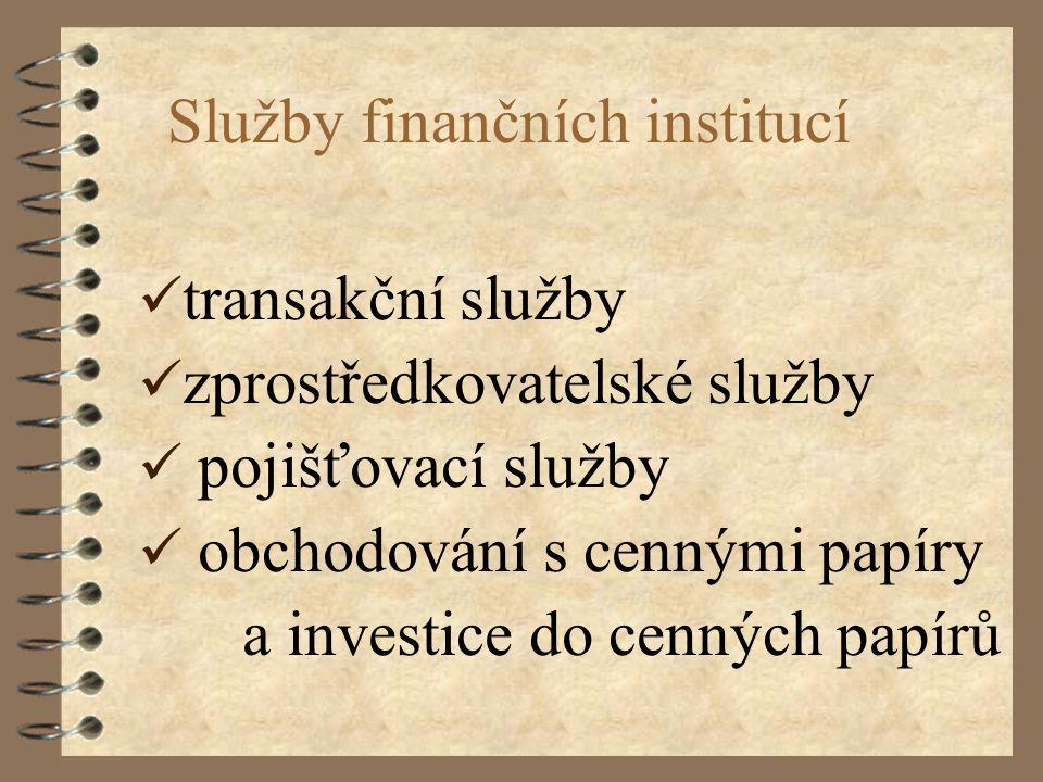 Struktura úvěrů a vkladů v České republice z hlediska doby splatnosti (1994-2002, k 31. 12., v %)