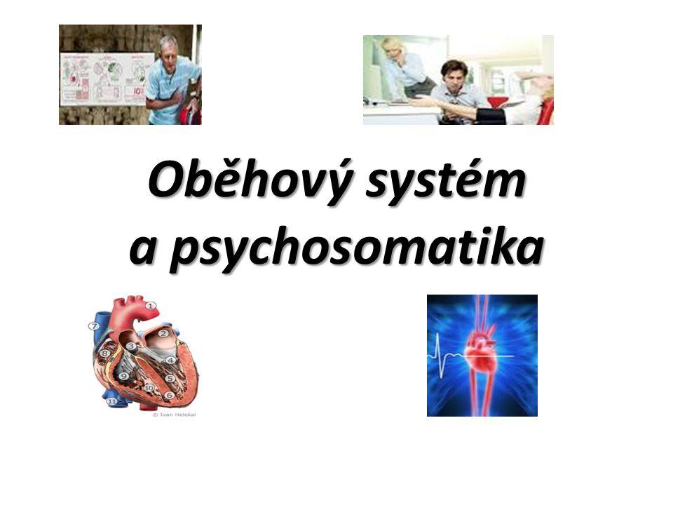 Oběhový systém a psychosomatika