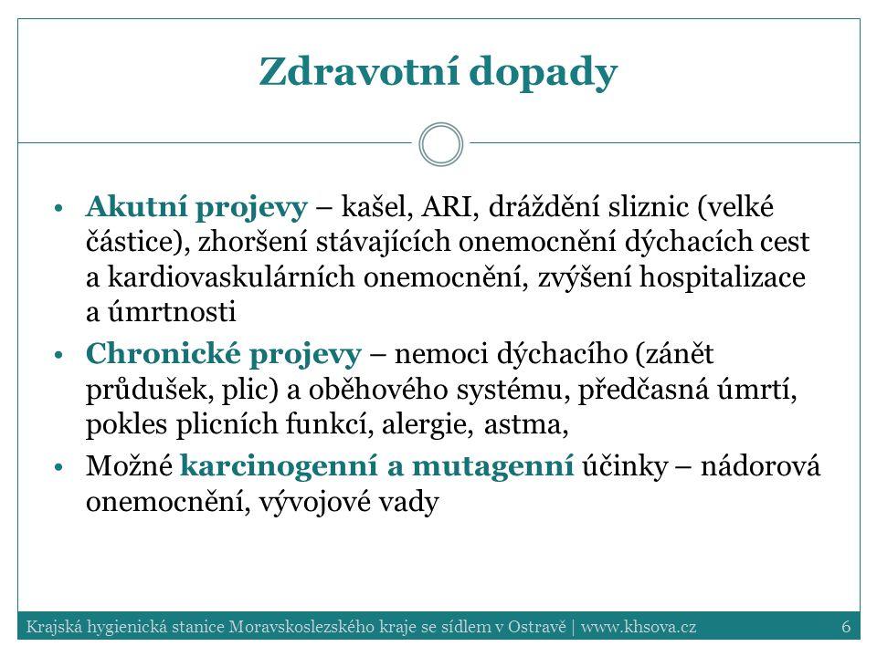 7Krajská hygienická stanice Moravskoslezského kraje se sídlem v Ostravě | www.khsova.cz Nemoci z povolání Zdroj: ÚZIS