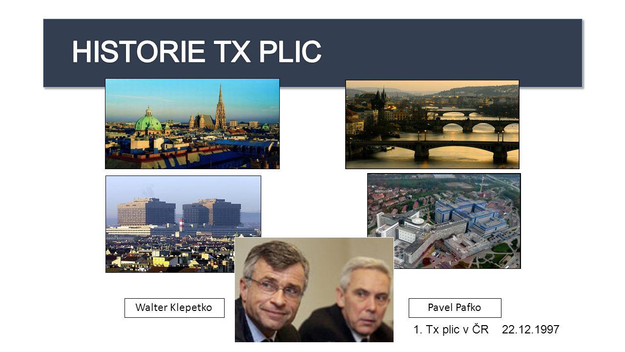 Walter KlepetkoPavel Pafko 1. Tx plic v ČR 22.12.1997