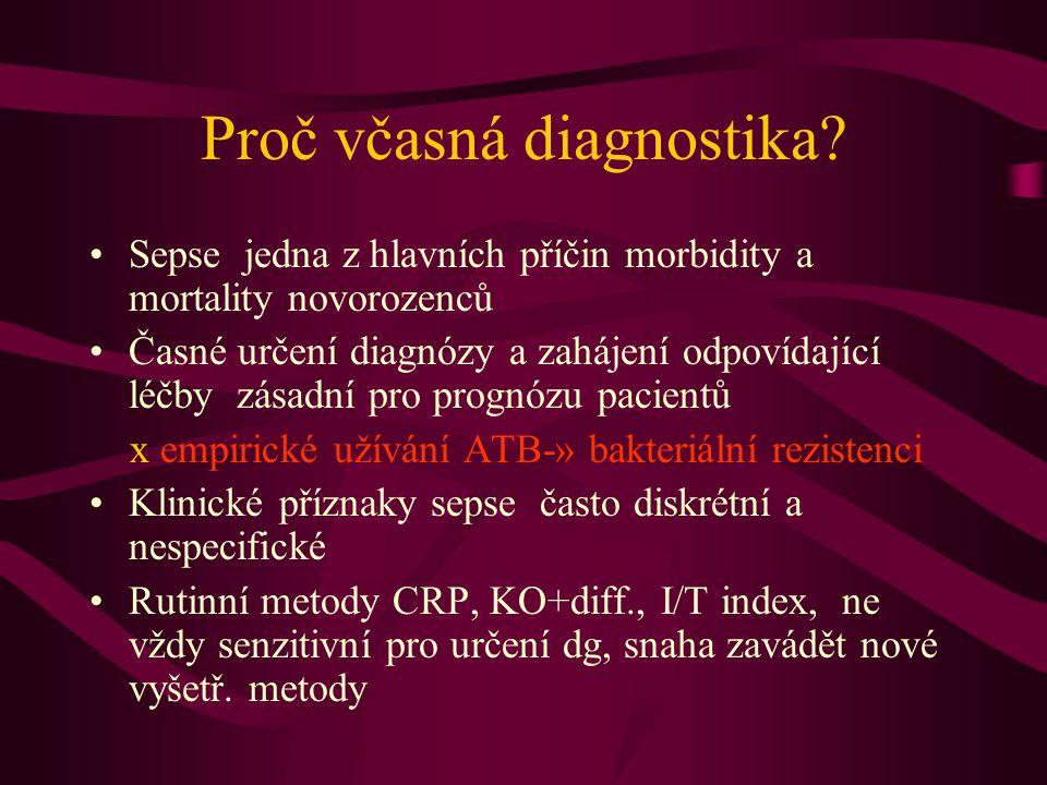 Proč včasná diagnostika.