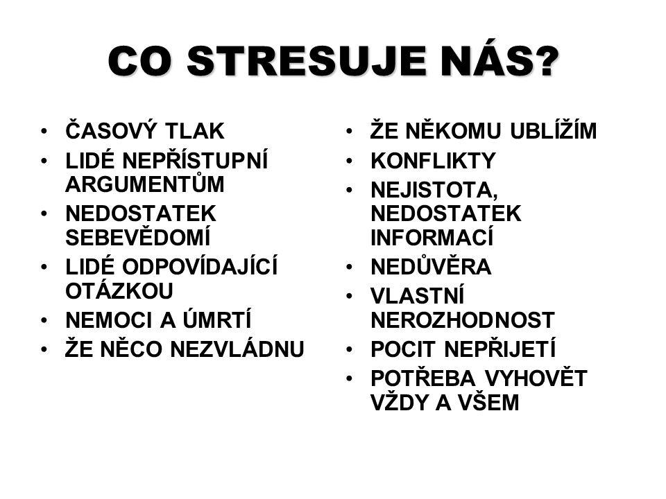 S JAKOU TERAPIÍ SE MŮŽEME SETKAT.