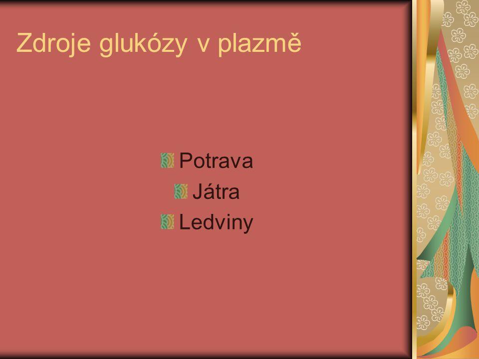 Potrava SACHARIDY Disacharidy (sacharóza) Polysacharidy (škrob a glykogen) PROTEINY TUKY