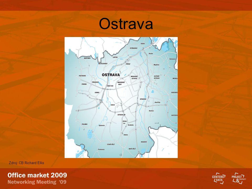 Ostrava Zdroj: CB Richard Ellis