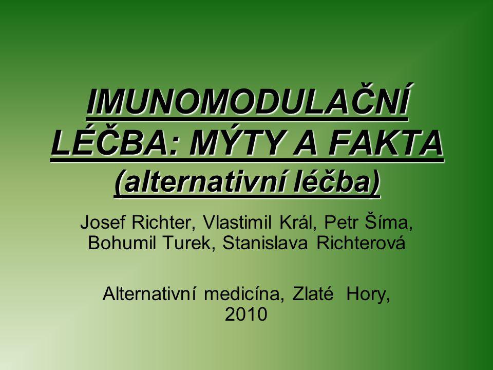 Farmaceutický průmysl je živ z léčení, ne z vyléčení