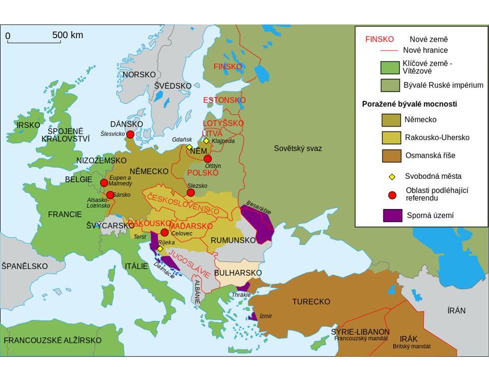 Evropa po válce Nové prostředky: ostnatý drát: poprvé použit v DeKalb, Illinois / 1874 / farmář Joseph Glidden bojové plyny / použity na západní front