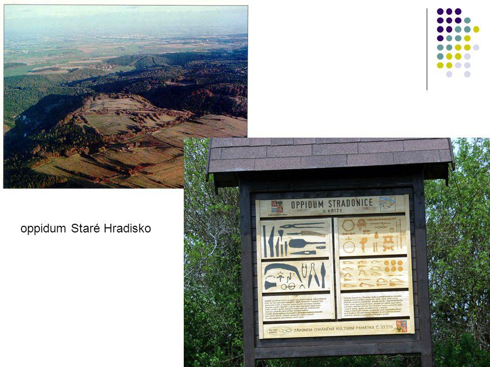oppidum Staré Hradisko