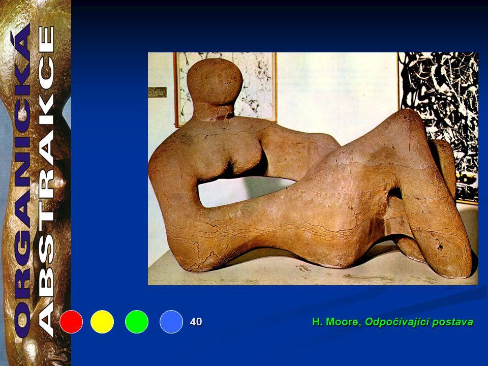 41 B. Hepworthová, Oválná struktura