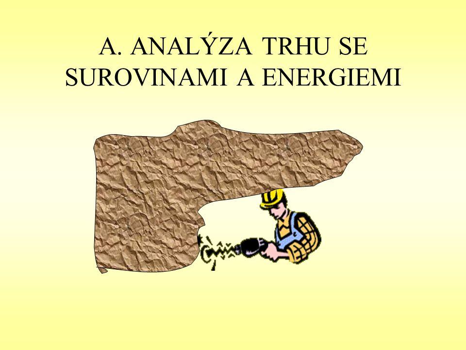Zajištění bezpečných zdrojů surovin a energie 21.