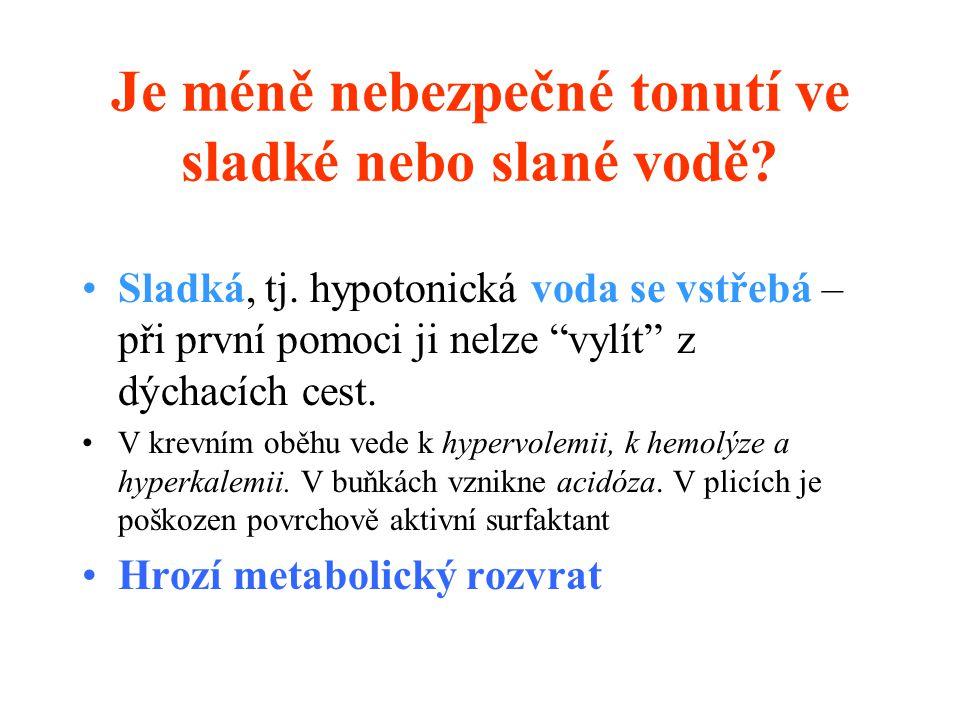 Zákeřné otázky Který lék nesmíme podávat malým dětem? –A) živočišné uhlí –B) Acylpyrin –C) Kinedryl Čím lze při otravách houbami vyvolat zvracení? –A)