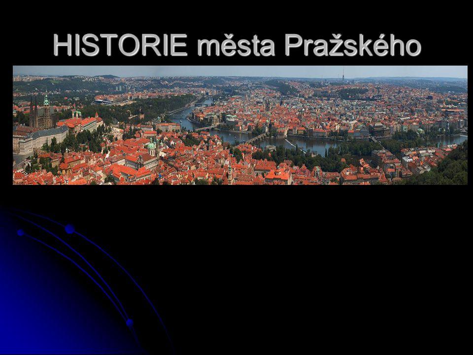 HISTORIE města Pražského