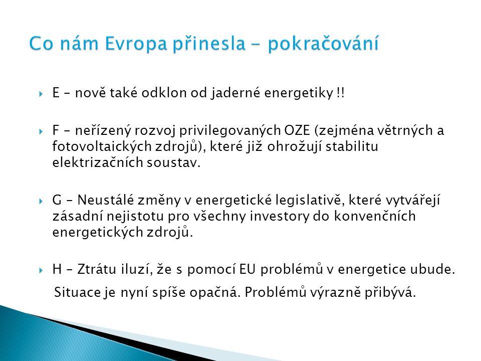 5.Zajištění legislativního rámce s cílem usměrnit budoucí dodávku HU pro potřeby teplárenství, tj.