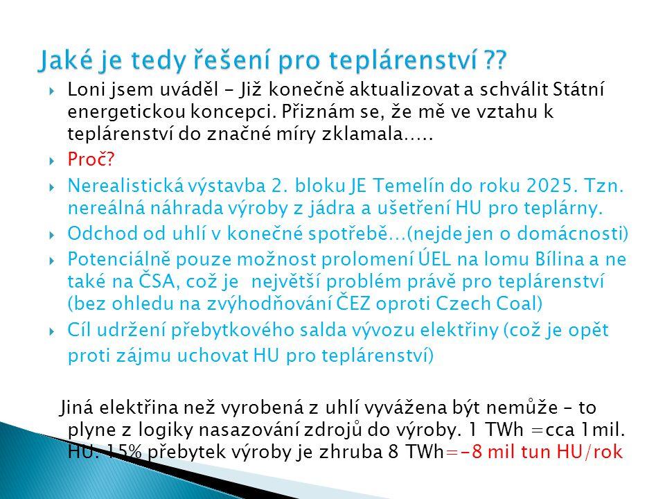  Přestěhování obyvatel osady Černice a obce Horní Jiřetín je složité… Není.V minulosti bylo přestěhováno více jak 50 obcí a co se stalo – vůbec nic!.