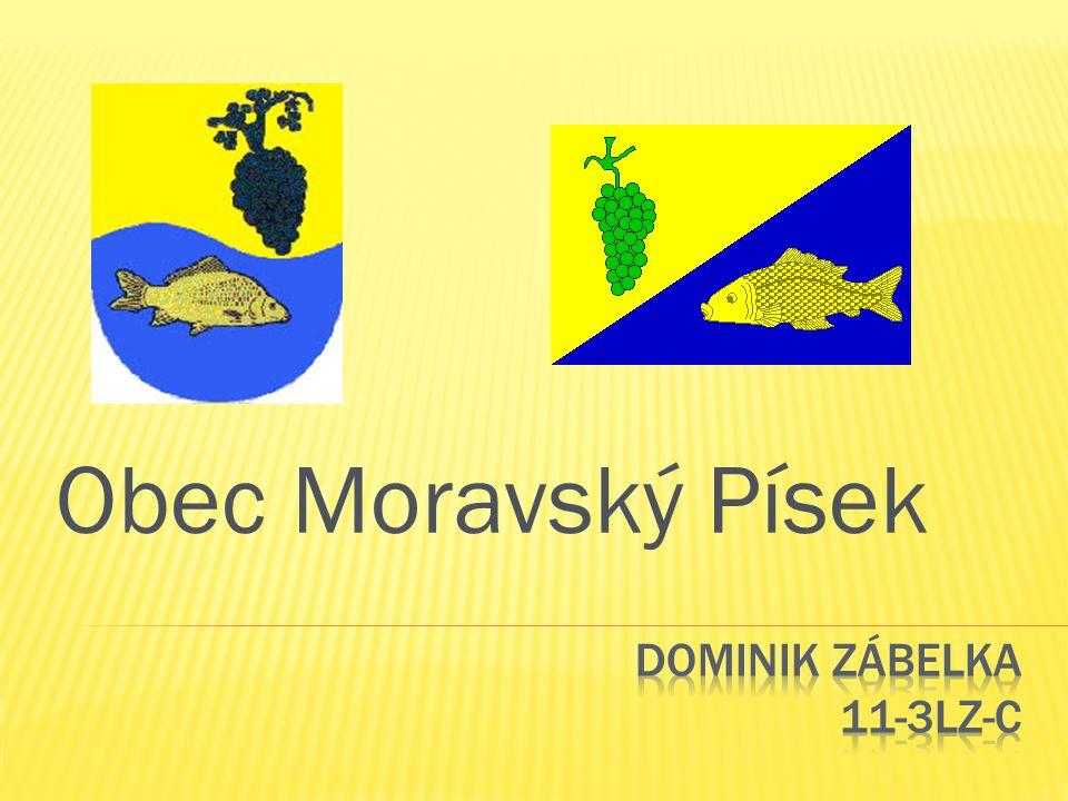 Obec Moravský Písek