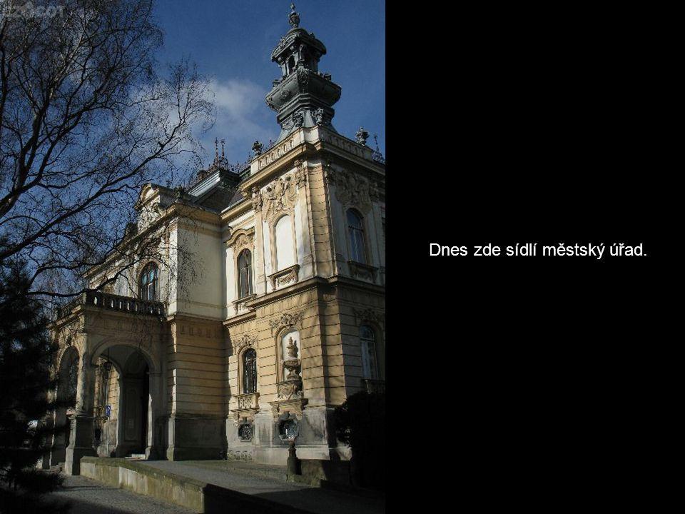 Langerova vila byla postavena v roce 1891 pro bohatou rodinu svitavského továrníka Julia Langera.