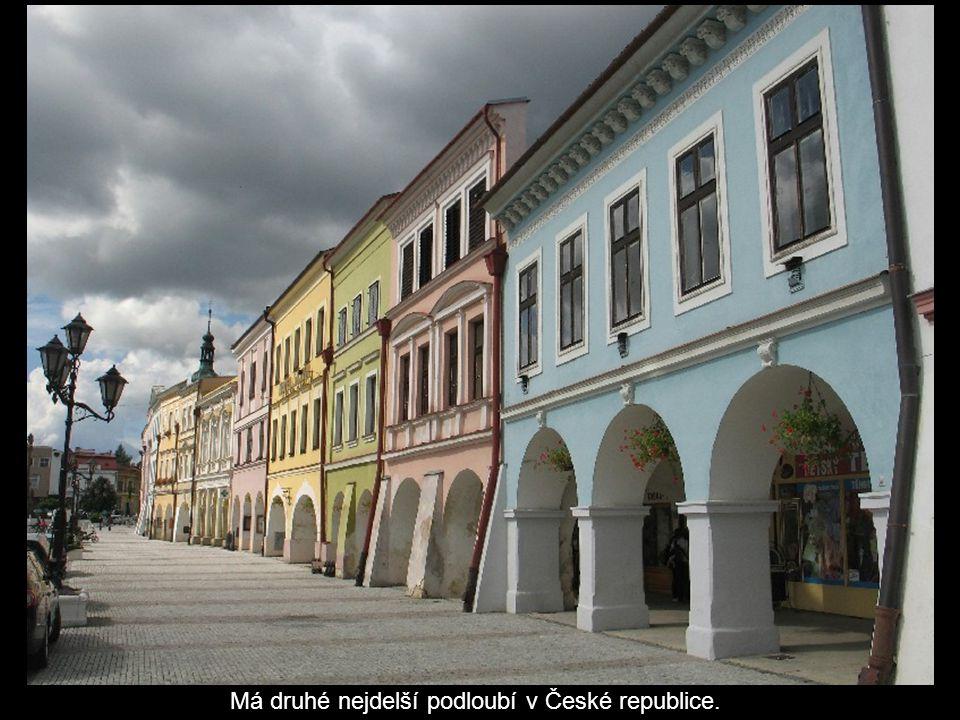 Městské muzeum a galerie Budova postavená v r.