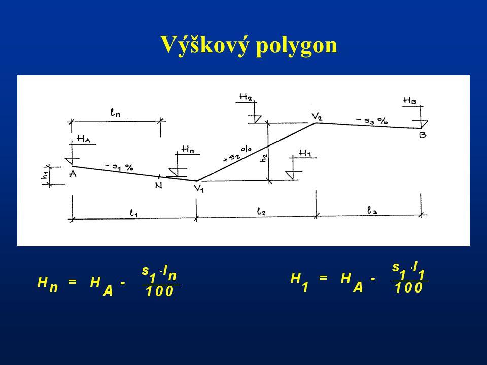 Výškový polygon
