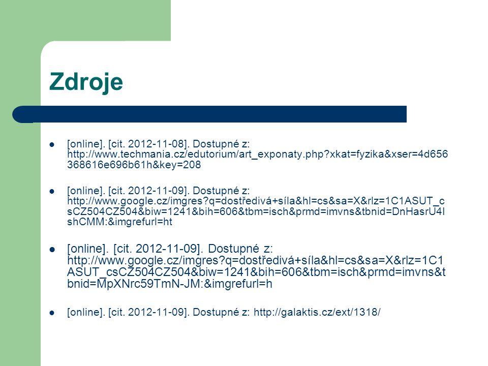 Zdroje [online].[cit. 2012-11-08].