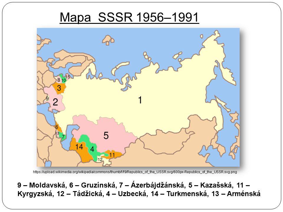 SSSR a USA po 2. světové válce https://upload.wikimedia.org/wikipedia/commons/thumb/a/a9/Flag_of_the_S oviet_Union.svg/800px-Flag_of_the_Soviet_Union.