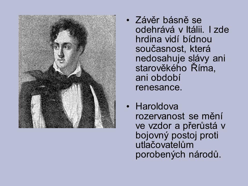 Percy Bysshe Shelley (1792-1822) básník, přítel Byronův hovoří se o něm jako o představiteli titanismu = romantismu, kde nositeli děje jsou nadpřirozené bytosti (Titánové byli staršími starořeckými bohy, které svrhl Zeus do podsvětí; synem jednoho z nich byl Prométheus)